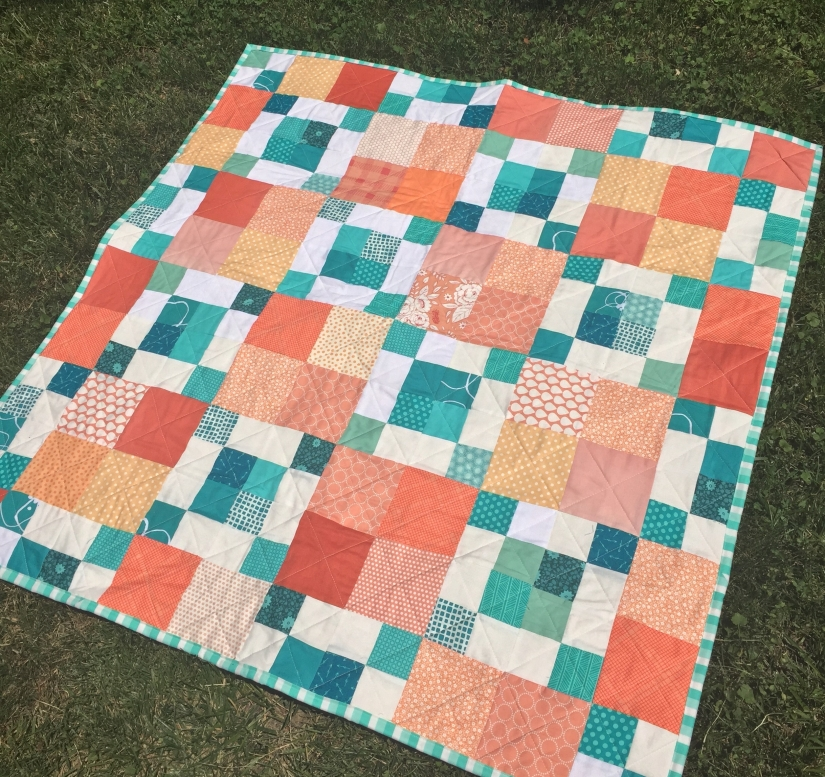 Color Crush – weeknight quilting